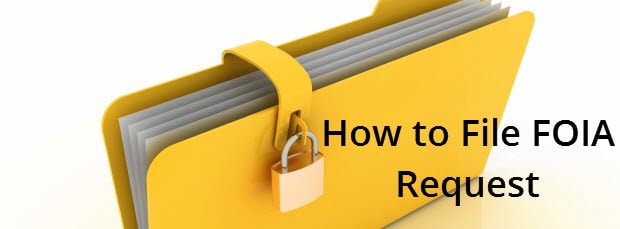 How to write a freedom of information act request