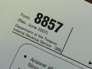 8857 Form